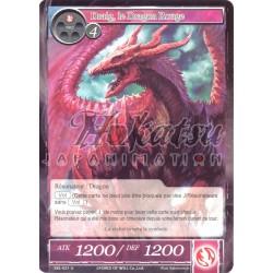 SKL-021  Draig, le Dragon Rouge
