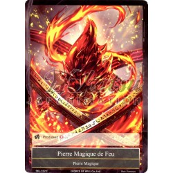 SKL-102  Pierre Magique de Feu
