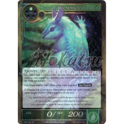 F SKL-062  Ratatosk, la Bête Spirituelle d'Yggdrasil