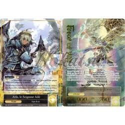 FU SKL-001  Arla, le Seigneur Ailé/Arla, le Souverain des Cieux