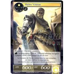 TMS-017 Maître Vétéran