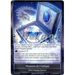 TMS-098 Memoria du Cantique