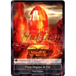 TMS-102 Fire Magic Stone