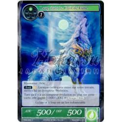 F TMS-066 Loup dans le Clair de Lune