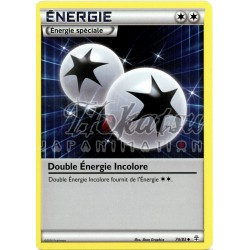 PKM 074/83 Double Colorless Energy