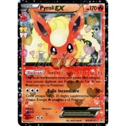 PKM RC06/RC32 Pyroli-EX
