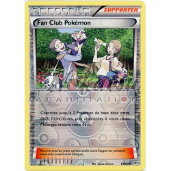 Reverse PKM 069/83 Fan Club Pokémon
