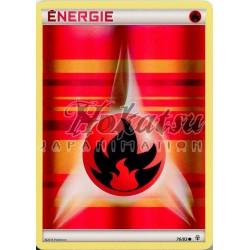 Reverse PKM 076/83 Énergie Feu