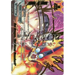 "BFE D-BT01/0002EN RRR Bal Dragon, ""Bal Burst Smasher!!"""