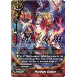 BFE D-BT01/0010EN RR Flarefang Dragon