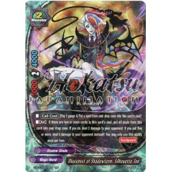 BFE D-BT01/0012EN RR Illusionist of Shadowform, Silhouette Joe