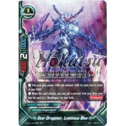 BFE D-BT01/0018EN RR Star Dragoner, Luminous Blue
