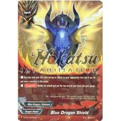 BFE D-BT01/0025EN R Blue Dragon Shield