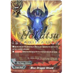 BFE D-BT01/0025EN R Blue Dragon Shield