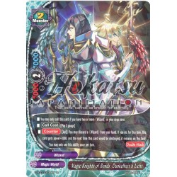BFE D-BT01/0030EN R Magic Knights of Bonds, Dunkelheit & Licht