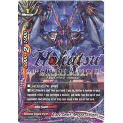 BFE D-BT01/0039EN R Black Death Dragon, Abygale