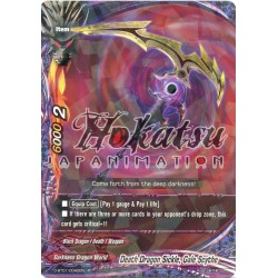 BFE D-BT01/0042EN R Death Dragon Sickle, Gale Scythe
