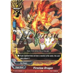 BFE D-BT01/0052EN U Fireclaw Dragon