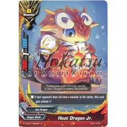 BFE D-BT01/0054EN U Heat Dragon Jr.