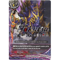 BFE D-BT01/0069EN U Black Epicenter, Deadlock