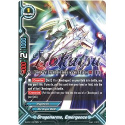 BFE D-BT01/0075EN U Dragonarms, Emergence