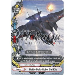 BFE D-BT01/0079EN U Battle Deity Robo, Old Kite