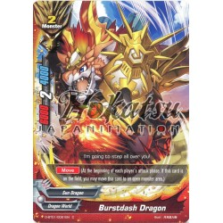 BFE D-BT01/0081EN C Burstdash Dragon