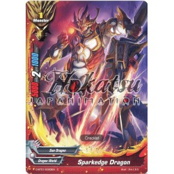 BFE D-BT01/0083EN C Sparkedge Dragon
