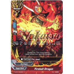 BFE D-BT01/0084EN C Fireball Dragon