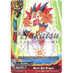 BFE D-BT01/0088EN C Born! Bal Dragon