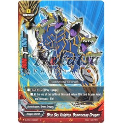 BFE D-BT01/0089EN C Blue Sky Knights, Boomerang Dragon