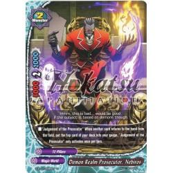 BFE D-BT01/0096EN C Demon Realm Prosecutor, Nebiros