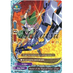 BFE D-BT01/0097EN C Hunter of the Magical Forest, Leraje