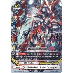 BFE D-BT01/0123EN C Battle Deity Robo, Dashogre