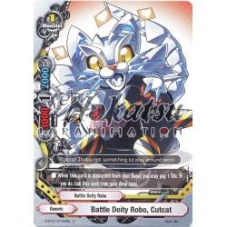 BFE D-BT01/0124EN C Battle Deity Robo, Cutcat