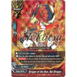 BFE F-D-BT01/0022EN R/Foil Dragon of the Sun, Bal Dragon