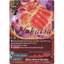 BFE F-D-BT01/0024EN R/Foil Stout Arm of the Sun
