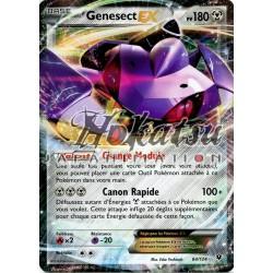 PKM 64/124 Genesect-EX