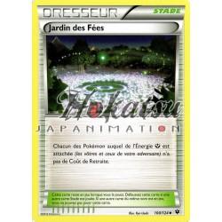 PKM 100/124 Fairy Garden