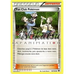PKM 107/124 Fan Club Pokémon