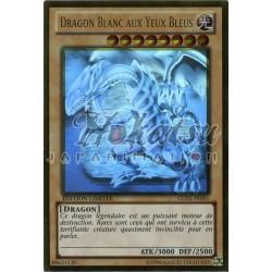 GLD5-FR001 Dragon Blanc aux Yeux Bleus
