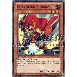 SP13-FR001 Chevalier Zubaba
