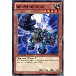 SP14-FR001 Gogogo Golem
