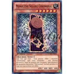 NUMH-FR004 Monolithe Solaire Chronomal