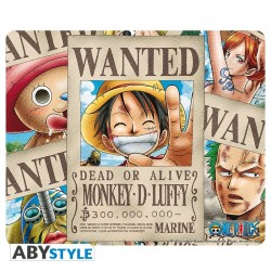 ONE PIECE - Mouse Pad Wanted Pirates