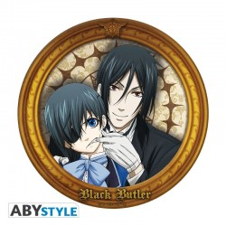 BLACK BUTLER - Mouse Pad Médaillon