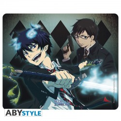 BLUE EXORCIST - Tapis de souris Yukio et Rin