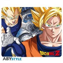 DRAGON BALL - Tapis de souris DBZ/Goku et Vegeta
