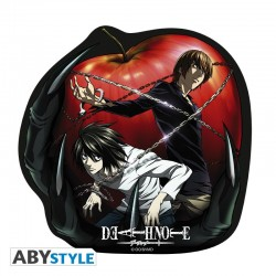DEATH NOTE - Mouse Pad L et Light