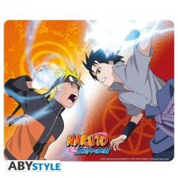 NARUTO SHIPPUDEN - Tapis de souris Naruto vs Sasuke